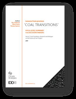 German coal mining region